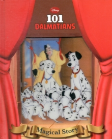Disney 101 Dalmations Magical Story, Hardback Book