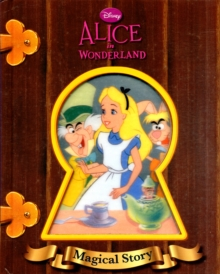 Disney Alice in Wonderland Magical Story, Hardback Book
