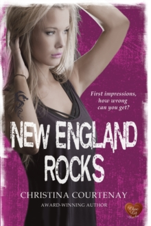 New England Rocks, Paperback Book