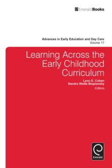 Learning Across the Early Childhood Curriculum, Hardback Book