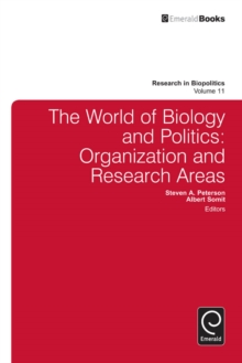 The World of Biology and Politics, Hardback Book
