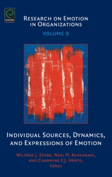 Individual sources, Dynamics and Expressions of Emotions, Hardback Book
