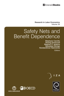 Safety Nets and Benefit Dependence, Hardback Book