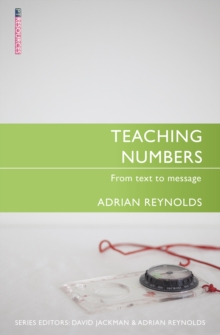 Teaching Numbers : From Text to Message, Paperback Book