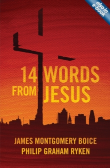 14 Words from Jesus, Paperback Book