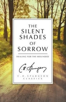 The Silent Shades of Sorrow : Healing for the Wounded, Paperback / softback Book