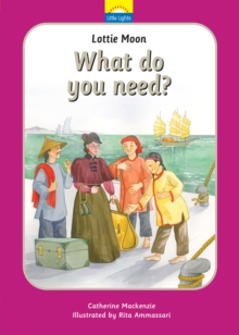 Lottie Moon : What do you need?, Hardback Book