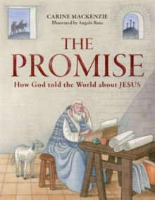 The Promise : How God Told the World about Jesus, Hardback Book