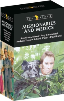 Trailblazer Missionaries & Medics Box Set 2, Paperback Book