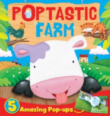 Busy Farm, Hardback Book