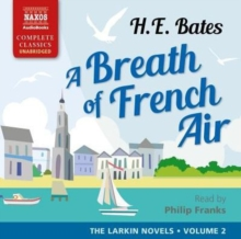 A Breath of French Air, CD-Audio Book