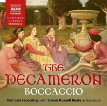 The Decameron, CD-Audio Book
