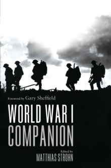 World War I Companion, Hardback Book