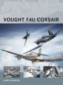Vought F4U Corsair, Paperback Book