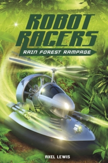 Rainforest Rampage, Paperback Book