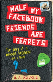 Half My Facebook Friends are Ferrets, Paperback Book