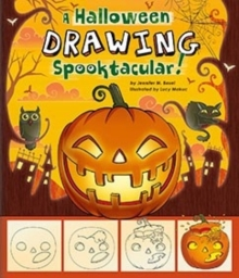 Drawing Spooktacular, Paperback Book