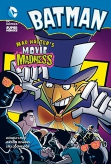 Mad Hatter's Movie Madness, Paperback Book