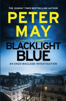 Blacklight Blue : Enzo Macleod 3, Paperback Book