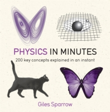 Physics in Minutes, Paperback Book