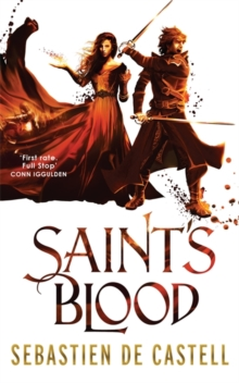 Saint's Blood : The Greatcoats Book 3, Hardback Book