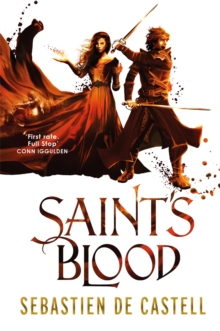Saint's Blood : The Greatcoats Book 3, Paperback Book