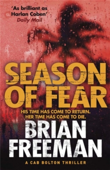 Season of Fear : A Cab Bolton Thriller, Paperback Book