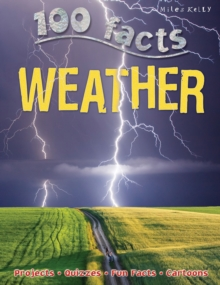 100 Facts - Weather, Paperback Book