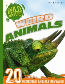 Explore Your World - Weird Animals, Paperback Book