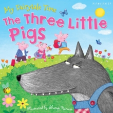 Three Little Pigs, Paperback Book