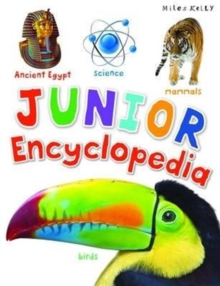 Junior Encyclopedia, Paperback / softback Book