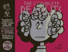 The Complete Peanuts 1975-1976 : Volume 13, Hardback Book