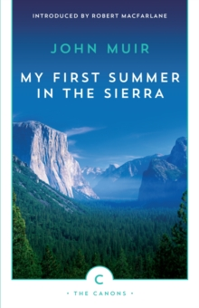 My First Summer In The Sierra, Paperback / softback Book