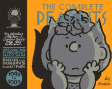 The Complete Peanuts 1999-2000 : Volume 25, Hardback Book