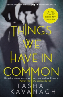 Things We Have in Common, Paperback / softback Book