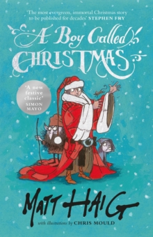 A Boy Called Christmas, Hardback Book