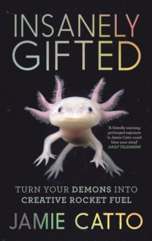 Insanely Gifted : Turn Your Demons into Creative Rocket Fuel, Paperback Book