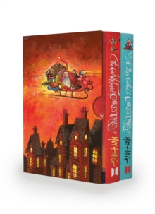 A Boy Called Christmas and The Girl Who Saved Christmas, Mixed media product Book