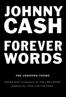 Forever Words : The Unknown Poems, Hardback Book