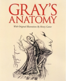 Gray's Anatomy, Hardback Book