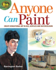 Anyone Can Paint, Paperback Book