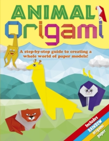 Animal Origami, Paperback / softback Book