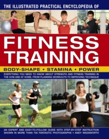 Illustrated Practical Encyclopedia of Fitness Training, Paperback / softback Book