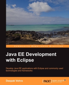 Java EE Development with Eclipse, Paperback / softback Book
