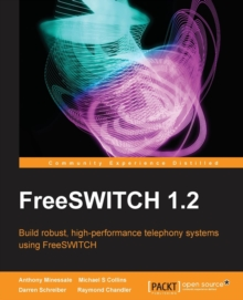 FreeSWITCH 1.2, Paperback / softback Book