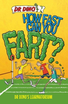 How Fast Can You Fart?, Paperback Book