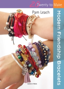 Modern Friendship Bracelets, Paperback Book
