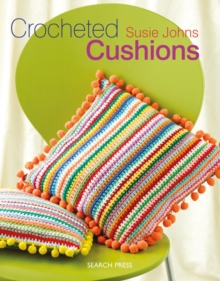 Crocheted Cushions, Paperback Book