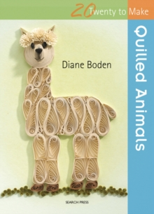 Quilled Animals, Paperback Book