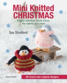 Mini Knitted Christmas, Paperback / softback Book